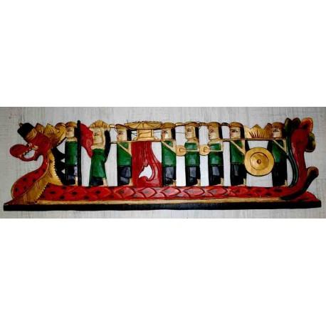 Handmade Wooden Decoration