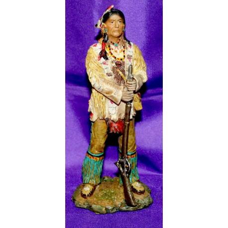 Φιγούρα Ιθαγενή Αμερκάνου , Ινδιάνου