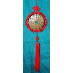 Feng Shui Big Coin Charm