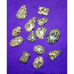 Dalmatian Jasper Cabochons