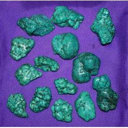 "Turquoise ""Nugget "" Cabochons"