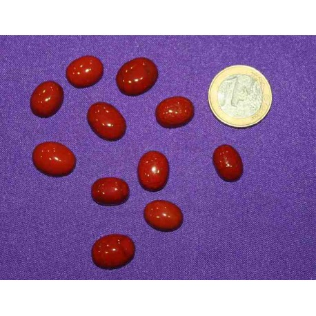 Red Jasper Small Cabochons