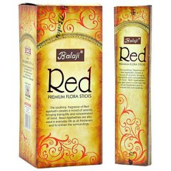 Αρωματικά Στικς Red by Balaji