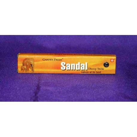 """Αρωματικά Στικς """"Sandal Dhoop Sticks """""""