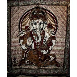 Cotton Bedcover from India