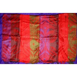 Cotton Scarf / Shawl from India
