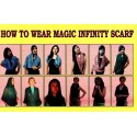 """"""" Infinity Scarf """" from Nepal"""