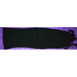 Wool Knnited Scarf from Nepal