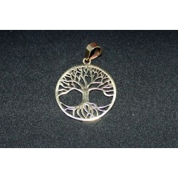 Bronze pendant Tree of Life from India .