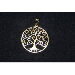 Μενταγιόν απο Ινδία Tree of Life