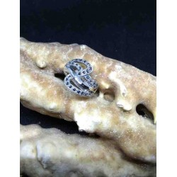 Marcasite Handmade Silver 925 Ring from India