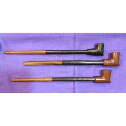Wooden Pipe 30cm
