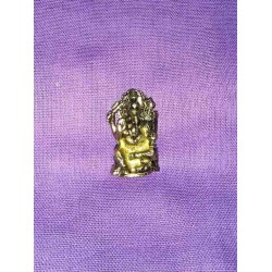 Bronze Miniature statue Lord Ganesh