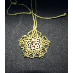 Macrame Necklace Fatima