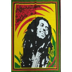 Bob Marley Painting from India.