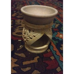 Stone Oil Burner from India