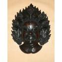 Bhairava Resin Mask From Nepal