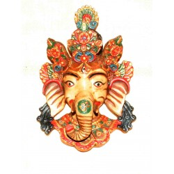 Γκανέσα Μάσκα Ρητίνης από Νεπάλ