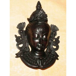 Lord Shiva Resin Mask From Nepal