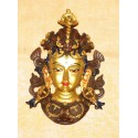 Tara Resin Mask From Nepal