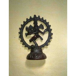 Shiva Nataraj Resin statue From Nepal