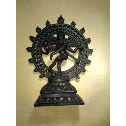 Shiva Nataraja Resin statue From Nepal