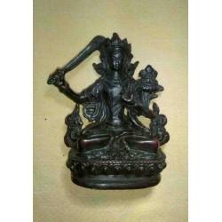 Manjushri Resin Statue From Nepal