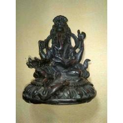Γκανέσα Αγαλμα Ρητίνης από Νεπάλ
