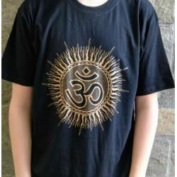 T-shirt με στάμπα βινιλιου από Νεπαλ