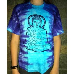 T-shirt με τεχνική Tie Dye από Ινδία