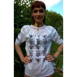 Μπλουζάκι κεντημένο από Ινδία