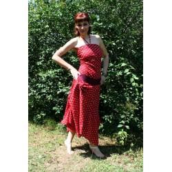 """"""" Μπαλού """" Φόρεμα από Ινδία"""