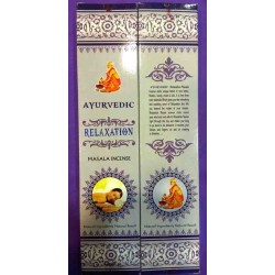 Incense Relaxation Ayurvedic by Agarbathi