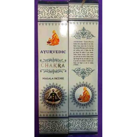 Αρωματικά Chakra Ayurvedic by Agarbathi
