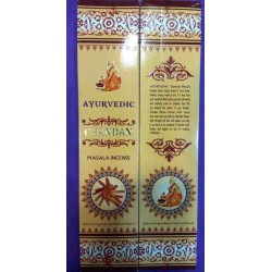 Incense Chandan Ayurvedic by Agarbathi