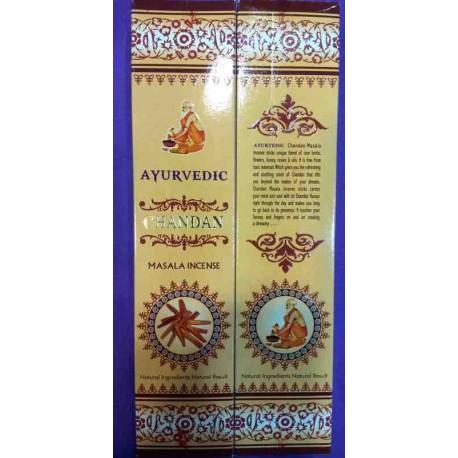 Αρωματικά Chandan Ayurvedic by Agarbathi
