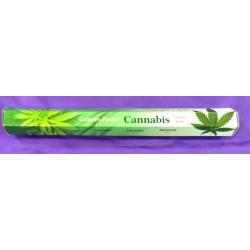 """Αρωματικά Στικς """"Cannabis """" by GR"""