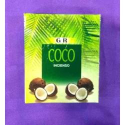 """Incense Cones """"Coco """" by GR"""