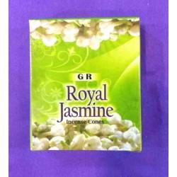 """Αρωματικοί κώνοι """"Royal Jasmine"""" by GR"""