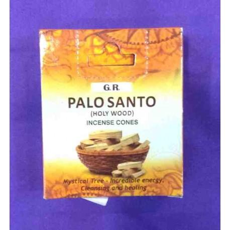 """Incense Cones """" Palo Santo"""" by GR"""