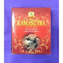 "Incense Cones "" Kama Sutra"" by GR"