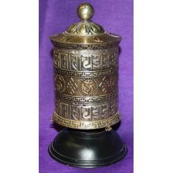 """ Mani "" Prayer Wheel from Nepal"
