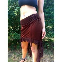 Boho Lace Skirt