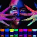 "UV / ""Nlue Light "" Χρώματα Σώματος"