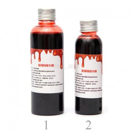 Fake Blood Makeup