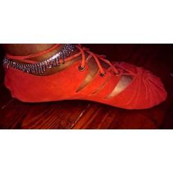 Δερμάτινο παπούτσι / Σανδαλι από Ινδία