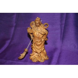 Resin Statue From Nepal