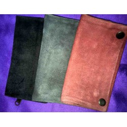 Leather tobacco Pouch from India