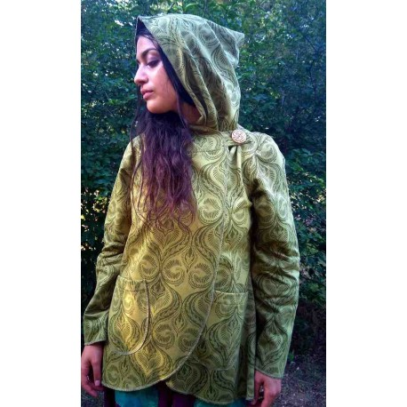 Cotton Jacket from Nepal