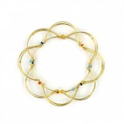 Wire Mandala Puzzle